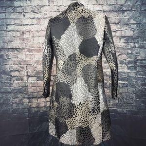 Anne Klein Jackets & Coats - Anne Klein Animal/Floral Print Jacket Size 6